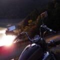 晩秋の笹間川ダムにてバイク写真撮影☆19年目のビラーゴ