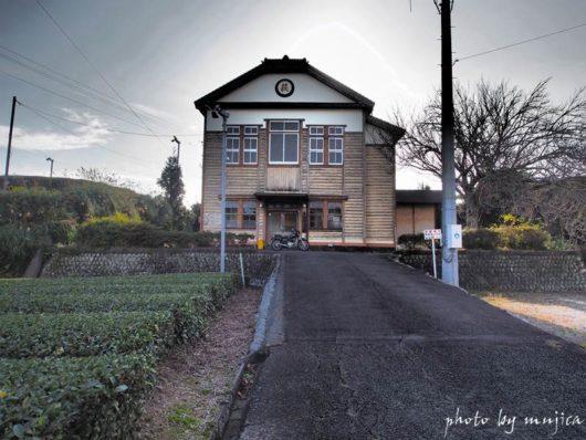 東萩間公会堂