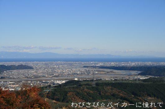 粟ヶ岳からの眺望