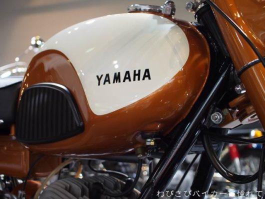 YAMAHA 初期のモーターサイクル