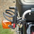 夏の必需品【ラフ&ロード バイク用ドリンクホルダー】の取り付け