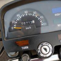バイクメーター