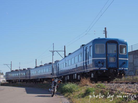 14系客車とSR125