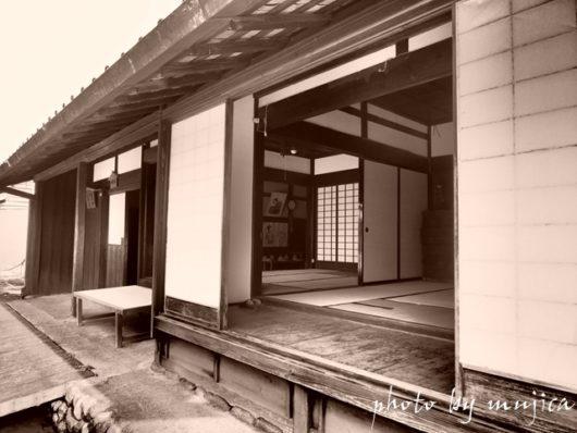 大井川川越遺跡