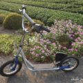 【キックスクーター修理】★15年以上前の記憶を頼りに自転車屋探し