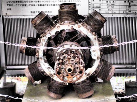 白菊のエンジン