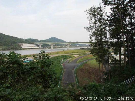 大井川と第二東名