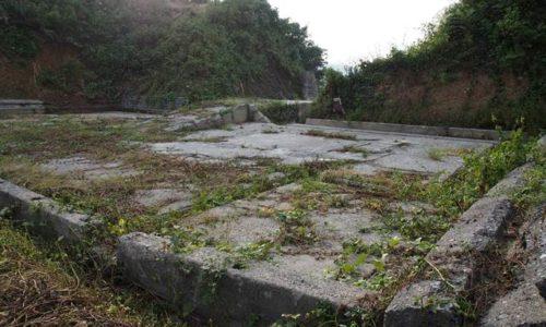 第二海軍技術廠牛尾実験所跡