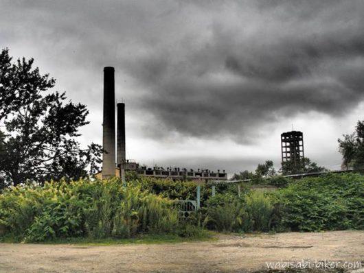 旧王子製紙豊原工場