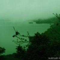 洞爺湖と珍小島