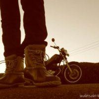 ワークマンファッションとバイク