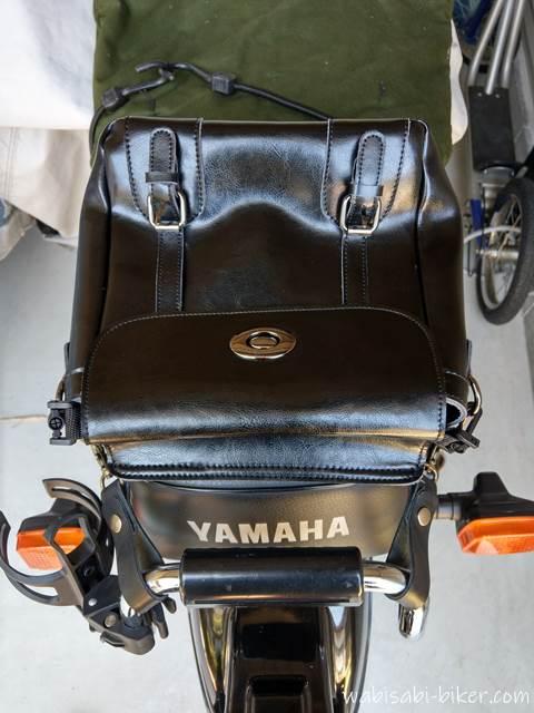 バイク用バッグ