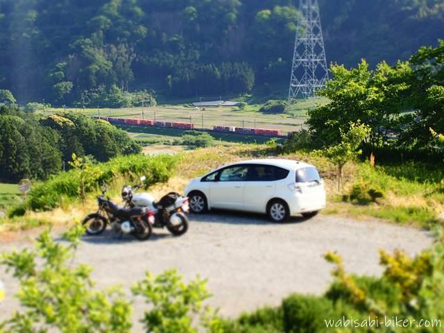 里山カフェ ゆうふうからの眺望