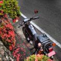 ネット購入したリュックをバイク用シートバッグとして活用