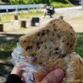 【るるべ】お茶農家さんのパンを食べて、バイク写真☆YAMAHA SR125