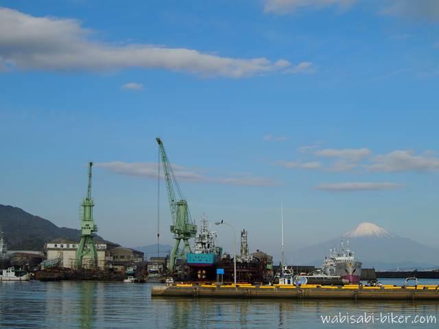 焼津小川港