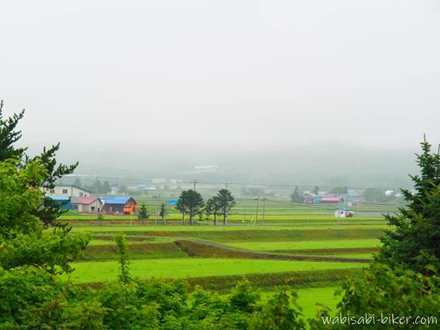 新十津川温泉 客室からの眺望