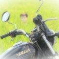 バイクで見に行く さらし首