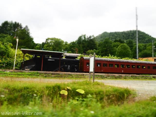 三菱大夕張鉄道保存車両