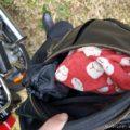 【ラフ&ロード バイク用ホルスターバッグ】積載量と使用感について