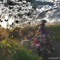 小型三脚でバイク写真撮影(自撮り)☆Fotopro(フォトプロ) FZ-158を試した感想