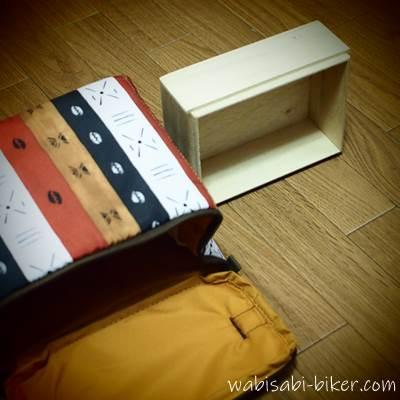 インナーボックスと桐の箱