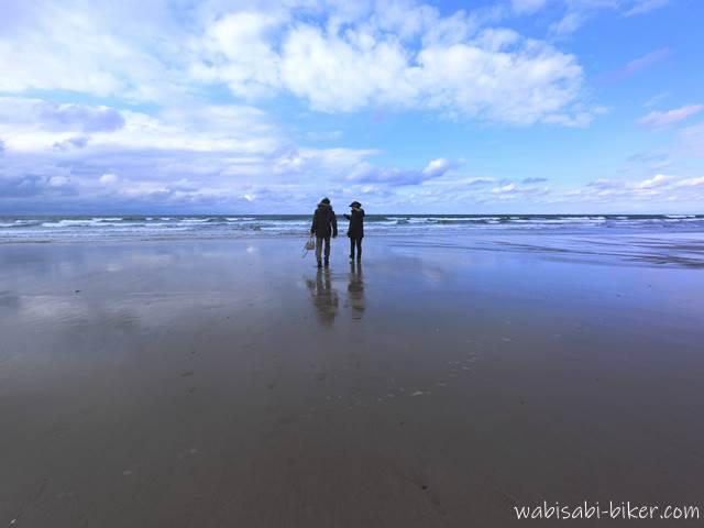 種子島 長浜海岸