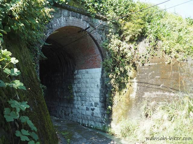 倉沢川橋梁 レンガアーチ