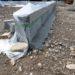 バイク保管庫の基礎工事
