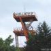 夕張市石炭博物館の立坑櫓